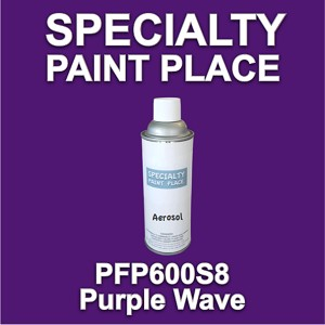 PFP600S8 purple wave Axalta touch-up paint 16oz aerosol can