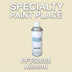 PFT500S8 almond Axalta touch-up paint 16oz aerosol can