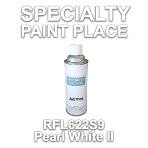 RFL622S9 pearl white II Axalta touch-up paint 16oz aerosol can