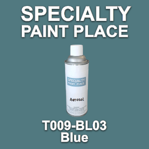 T009-BL03 blue Cardinal touch-up paint 16oz aerosol can