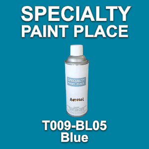 T009-BL05 blue Cardinal touch-up paint 16oz aerosol can