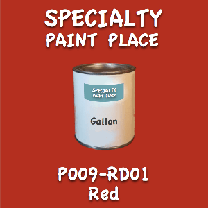 T009-RD01 red gallon
