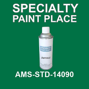 AMS-STD-14090  - Federal Standard 595 16oz aerosol spray can