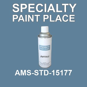 AMS-STD-15177  - Federal Standard 595 16oz aerosol spray can