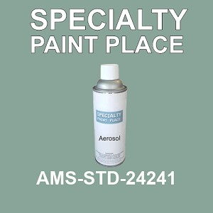 AMS-STD-24241  - Federal Standard 595 16oz aerosol spray can