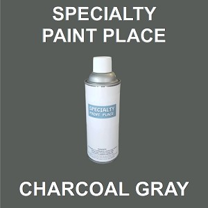 architectural touch up paint charcoal gray 16oz aerosol spray can
