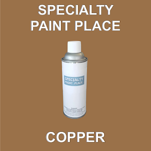 architectural touch up paint copper 16oz aerosol spray can
