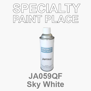 JA059QF Sky White - AkzoNobel 16oz aerosol spray can