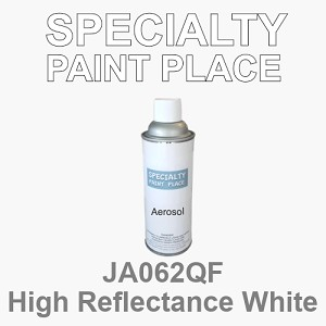 JA062QF High Reflectance White - AkzoNobel 16oz aerosol spray can