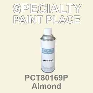 PCT80169P almond PPG touch-up paint 16oz aerosol can