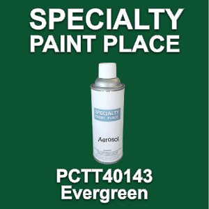 PCTT40143 evergreen PPG touch-up paint 16oz aerosol can