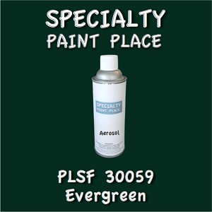 PLSF30059 evergreen-IFS-touchup-paint 16oz aerosol can
