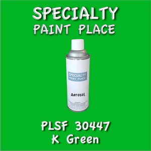 PLSF30447 k green-IFS-touchup-paint 16oz aerosol can