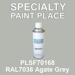 PLSF70168 RAL7038 Agate Grey - IFS 16oz aerosol spray can