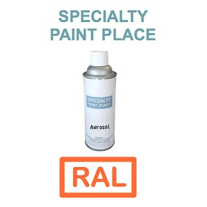 RAL touch up paint 16oz aerosol can