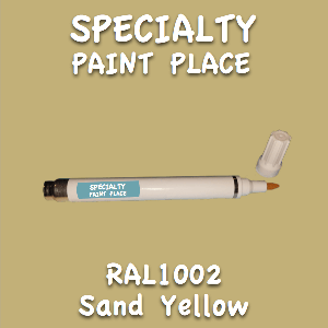 RAL 1002 sand yellow pen