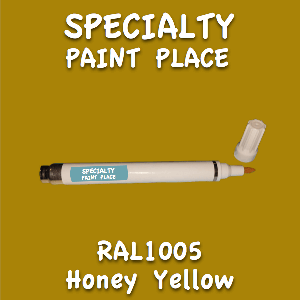 RAL 1005 Honey Yellow Pen