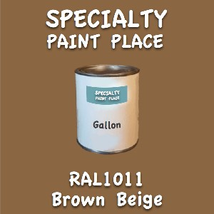RAL 1011 brown beige gallon