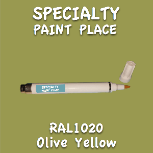 RAL 1020 Olive Yellow Pen