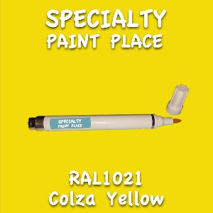 RAL 1021 colza yellow pen