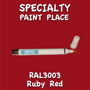 RAL 3003 Ruby Red Pen