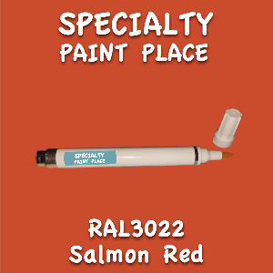 RAL 3022 Salmon Red Pen