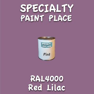 RAL 4001 red lilac pint