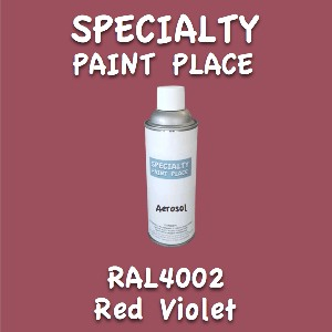 RAL 4002 red violet 16oz aerosol can