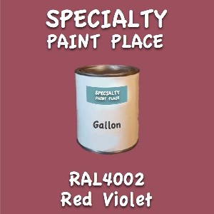 RAL 4002 red violet gallon