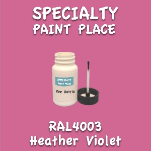 RAL 4003 Heather Violet 2oz Bottle with Brush