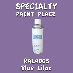 RAL 4005 blue lilac 16oz aerosol can