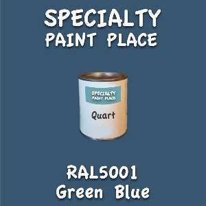RAL 5001 green blue quart