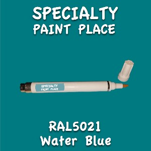 RAL 5021 water blue pen