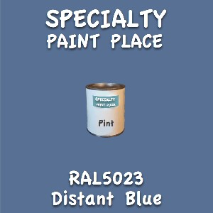 RAL 5023 distant blue pint