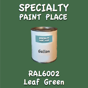 RAL 6002 leaf green gallon