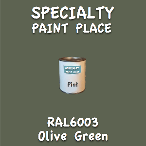 RAL 6003 olive green pint