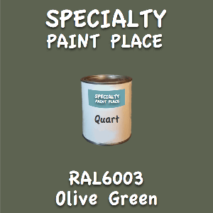 RAL 6003 olive green quart