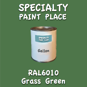 RAL 6010 grass green gallon