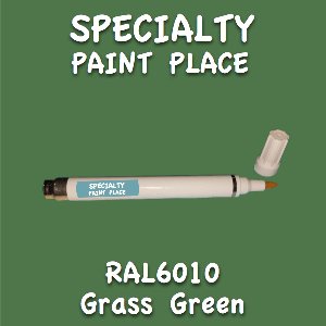 RAL 6010 grass green pen