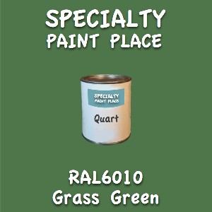 RAL 6010 grass green quart