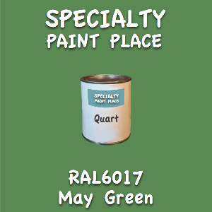 RAL 6017 may green quart