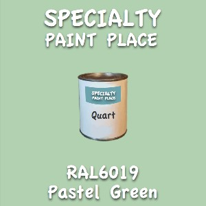 RAL 6019 pastel green quart