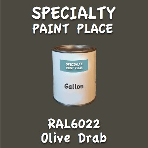 RAL 6022 olive drab gallon