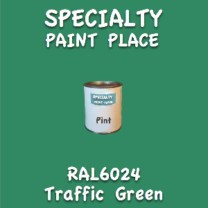 RAL 6024 traffic green pint