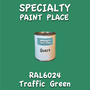 RAL 6024 traffic green quart