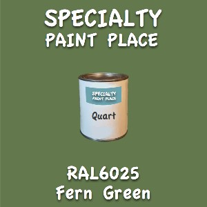 RAL 6025 fern green quart