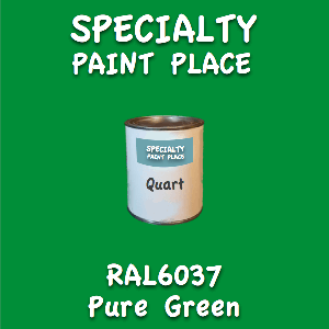 RAL 6037 pure green quart