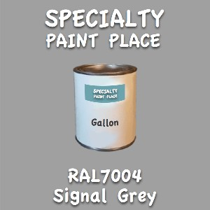 RAL 7004 signal grey gallon