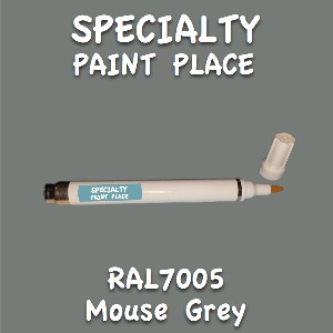 RAL 7005 mouse grey pen