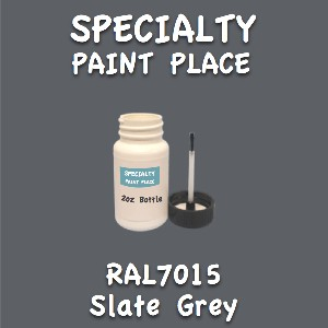 RAL 7015 slate grey 2oz bottle with brush